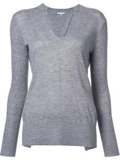 свитер с открытой спиной Tome