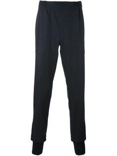 брюки с присборенными щиколотками Stephan Schneider