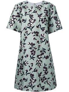 платье с принтом Sistowbell  Marni
