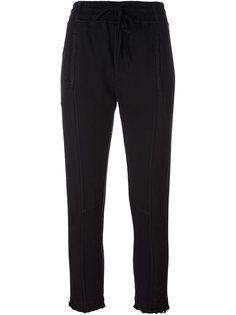 укороченные брюки на шнурке Haider Ackermann