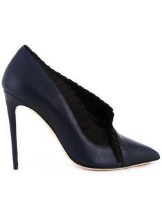 туфли с атласной окантовкой Olgana