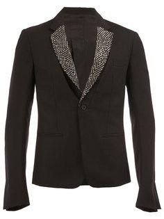 однобортный пиджак Haider Ackermann