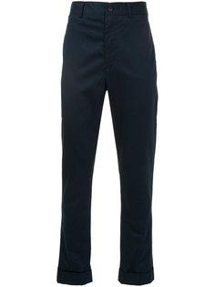 брюки кроя слим Engineered Garments