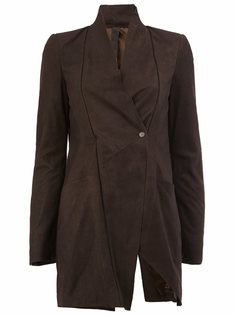 однобортное пальто Ilaria Nistri