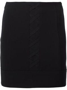 юбка с перекрестным дизайном Neil Barrett