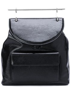 signature top handle backpack M2malletier