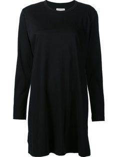 удлиненная многослойная футболка  Comme Des Garçons Noir Kei Ninomiya
