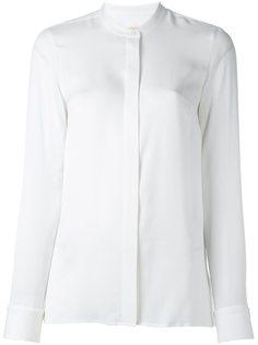 рубашка с воротником-стойкой Michael Michael Kors