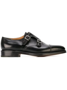 туфли-монки William  John Lobb