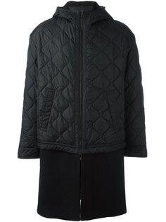 пальто со стеганым верхом Neil Barrett