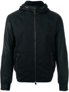 куртка на молнии с капюшоном Drome