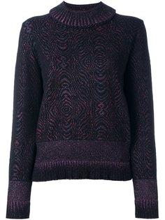 свитер с отблеском  Lanvin
