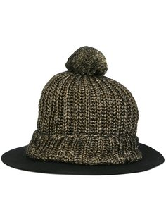 шапка-бини с широкими полями Super Duper Hats