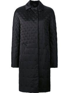 пальто с простроченной отделкой Maison Margiela
