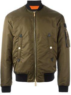 куртка бомбер Military Dsquared2