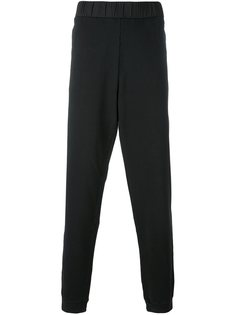 спортивные брюки на шнурке Tomas Maier