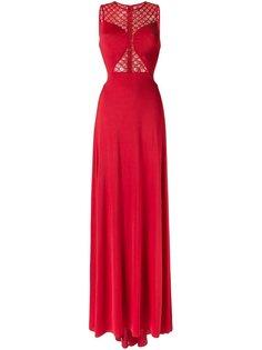 lace gown Tufi Duek