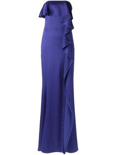 strapless gown Tufi Duek