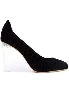 бархатные туфли Niagara Jerome Rousseau