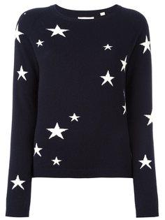 свитер с принтом звезд  Chinti & Parker