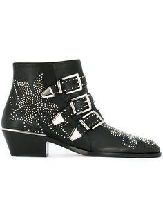 ботинки по щиколотку Susanna Chloé
