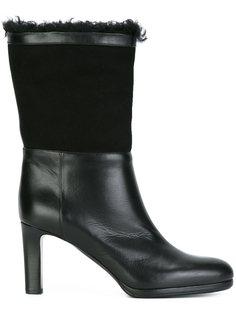 ботинки на каблуке  Veronique Branquinho