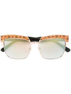 солнцезащитные очки с квадратной оправой MCM