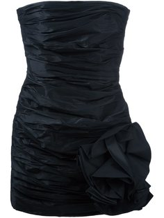 жатое платье без бретелек Faith Connexion