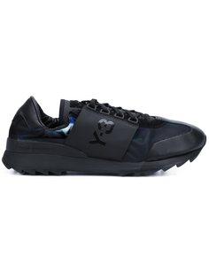 кроссовки с логотипом сбоку Y-3