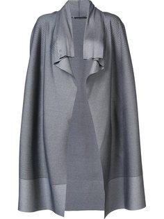 пиджак каскадного кроя Issey Miyake