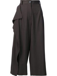 укороченные брюки Isabel Benenato
