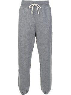 спортивные брюки с эластичным поясом John Elliott