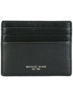 плоский кошелек для карт Michael Kors