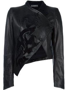 асимметричная куртка Luvas Ann Demeulemeester