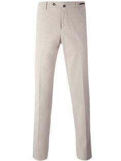зауженные брюки чинос Pt01