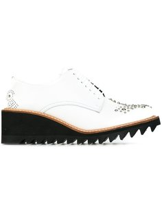 туфли на ребристой подошве Ys Y`s