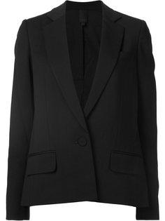 пиджак с плиссировкой на спине Vera Wang