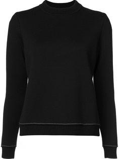 свитер со шлицей на спине Vera Wang
