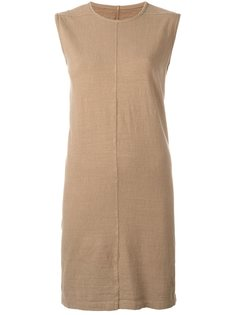 платье без рукавов  Rick Owens DRKSHDW
