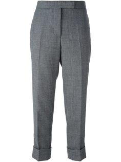 классические укороченные брюки Thom Browne