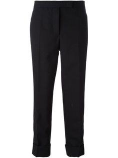 укороченные классические брюки Thom Browne