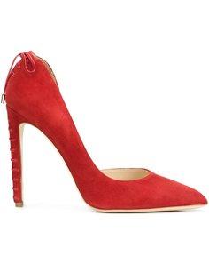 туфли с обметочным швом Chloe Gosselin