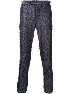 костюмные брюки с рисунком Strateas Carlucci