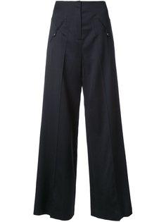 брюки прямого кроя  Esteban Cortazar