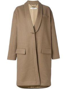 пальто свободного кроя Givenchy