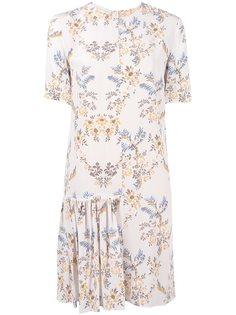 платье с асимметричной юбкой Stella McCartney