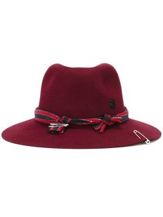 шляпа-федора Maison Michel