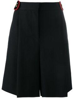 шорты длиной по колено Givenchy