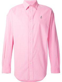 рубашка с вышивкой Alexander Wang