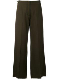 укороченные широкие брюки  Maison Margiela